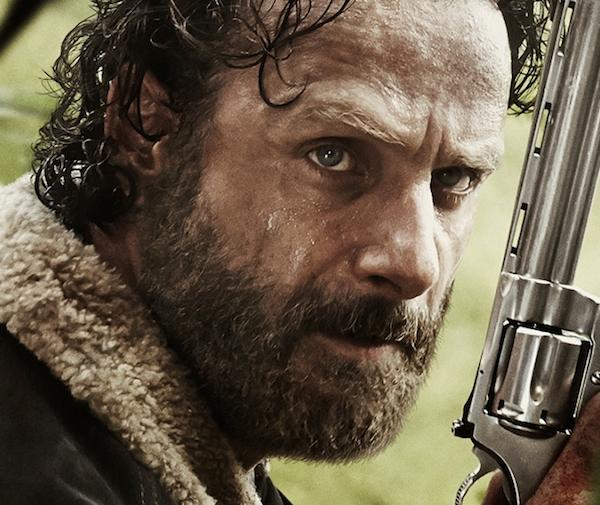 Rick's face