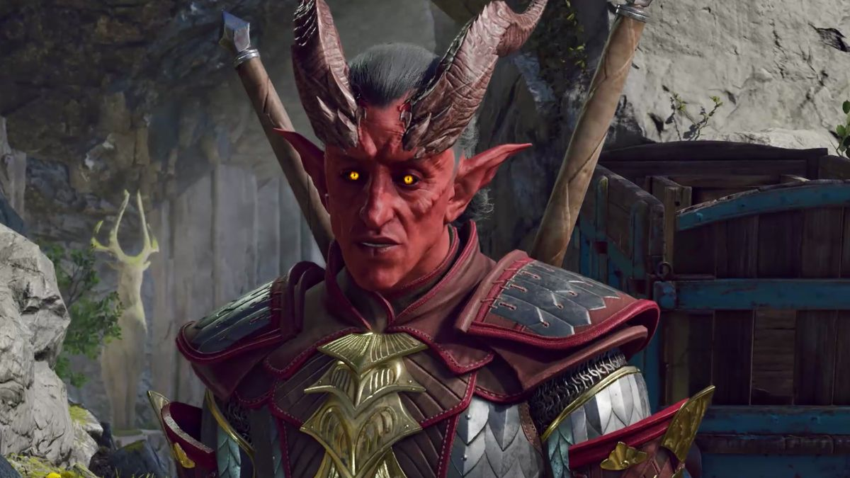 Larian drops Baldur's Gate 3 gameplay teaser, reveal coming on June 6