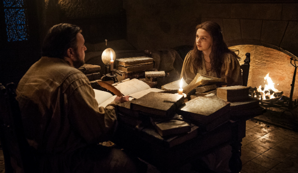 Game of Thrones Samwell Tarly John Bradley Gilly Hannah Murray HBO