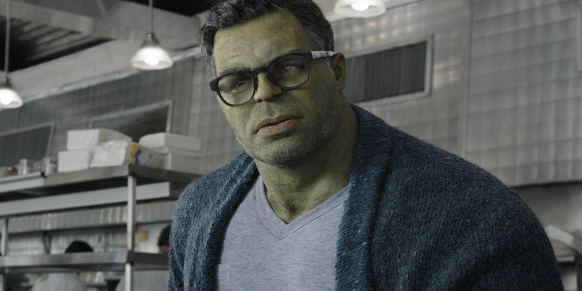 Hulk in Avengers Endgame