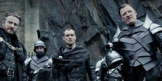 King Arthur: Legend of the Sword Jude Law Entourage