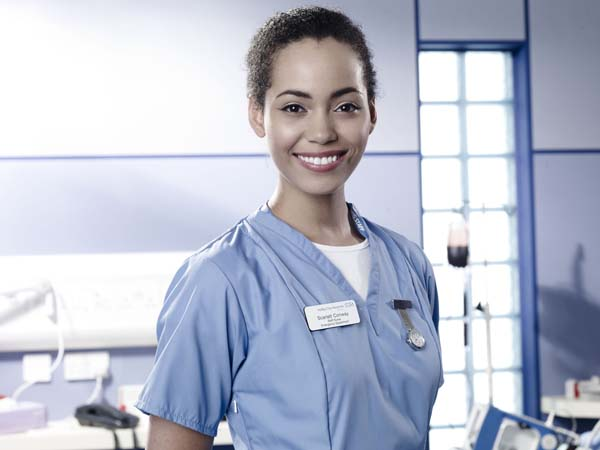Casualty's Madeleine: 'Scarlett turns looter!'