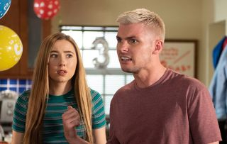 Ste Hay and Peri