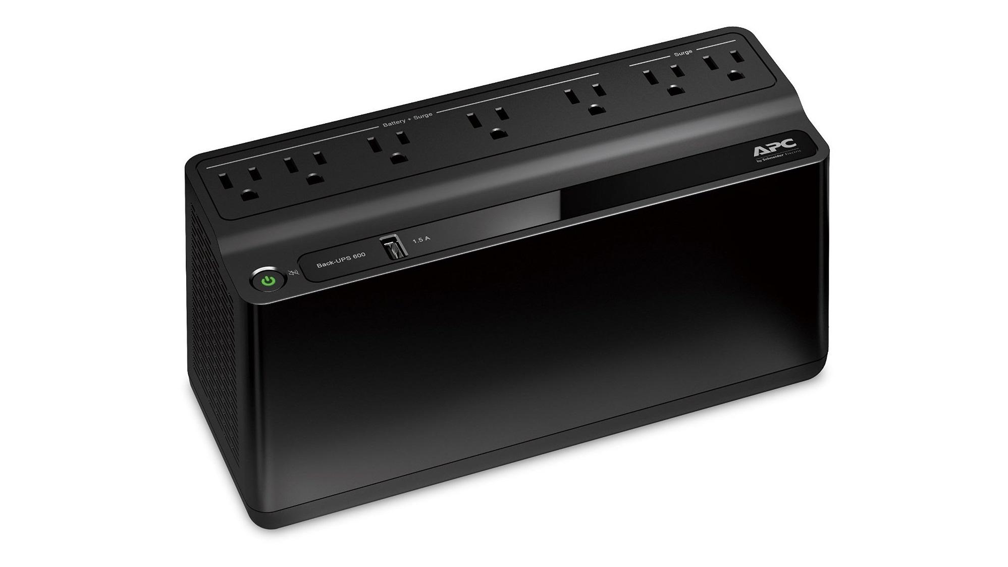 APC BE600M1 Back-UPS 600VA
