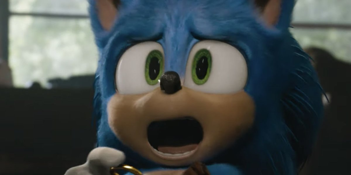 Ben Schwartz voices the title character of Sonic the Hedgehog