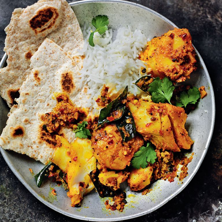 Rick Stein Cod Curry photo