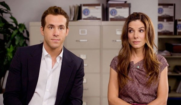 ryan reynolds sandra bullock the proposal