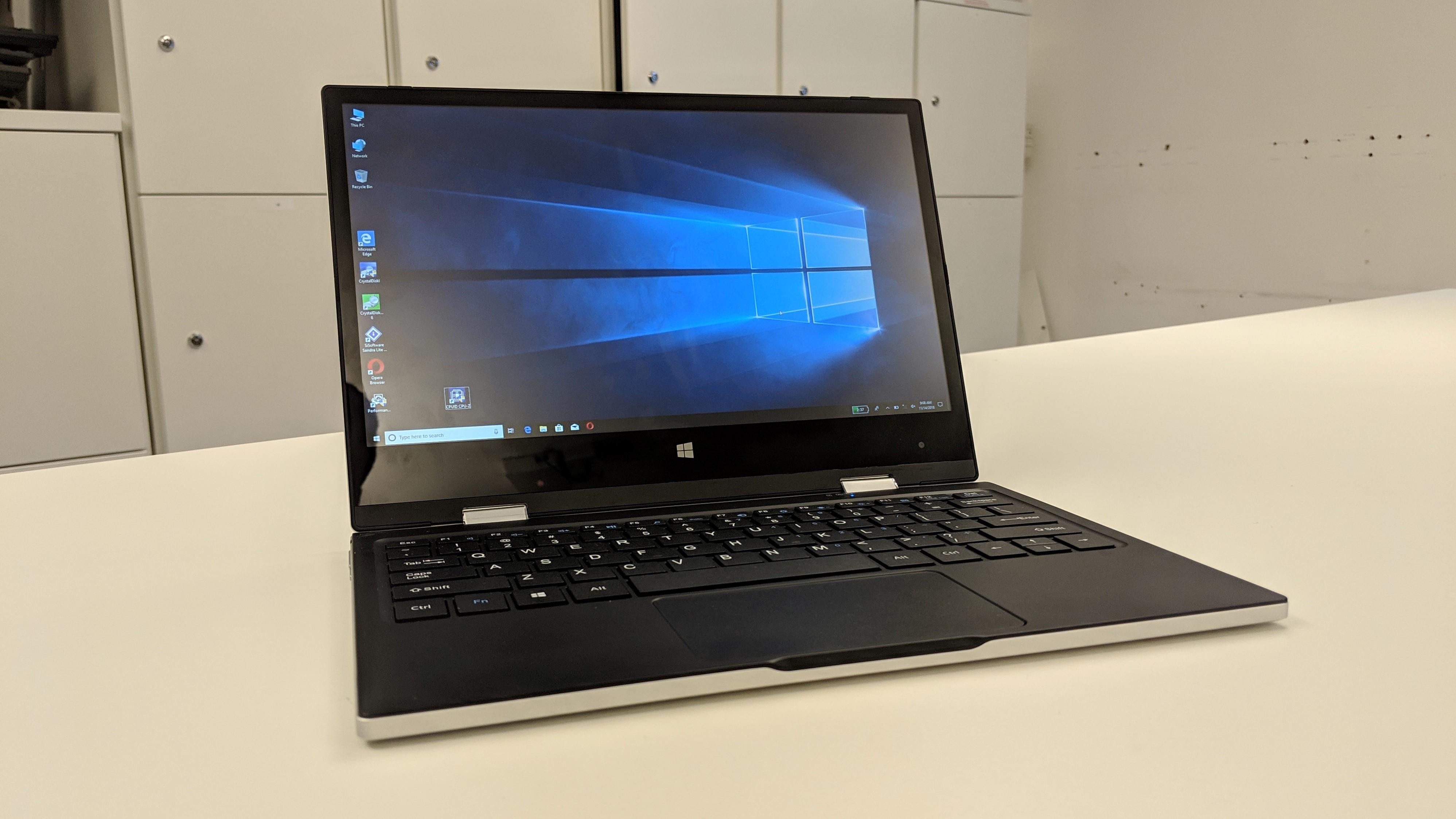 Jumper Ezbook X1 Convertible 2 In 1 Laptop Review Techradar