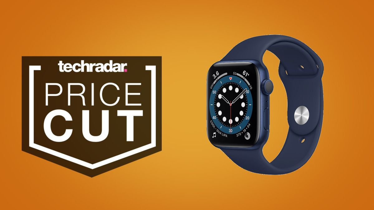 Huge Apple Watch deal: the Apple Watch 6 drops to lowest price ever at Amazon