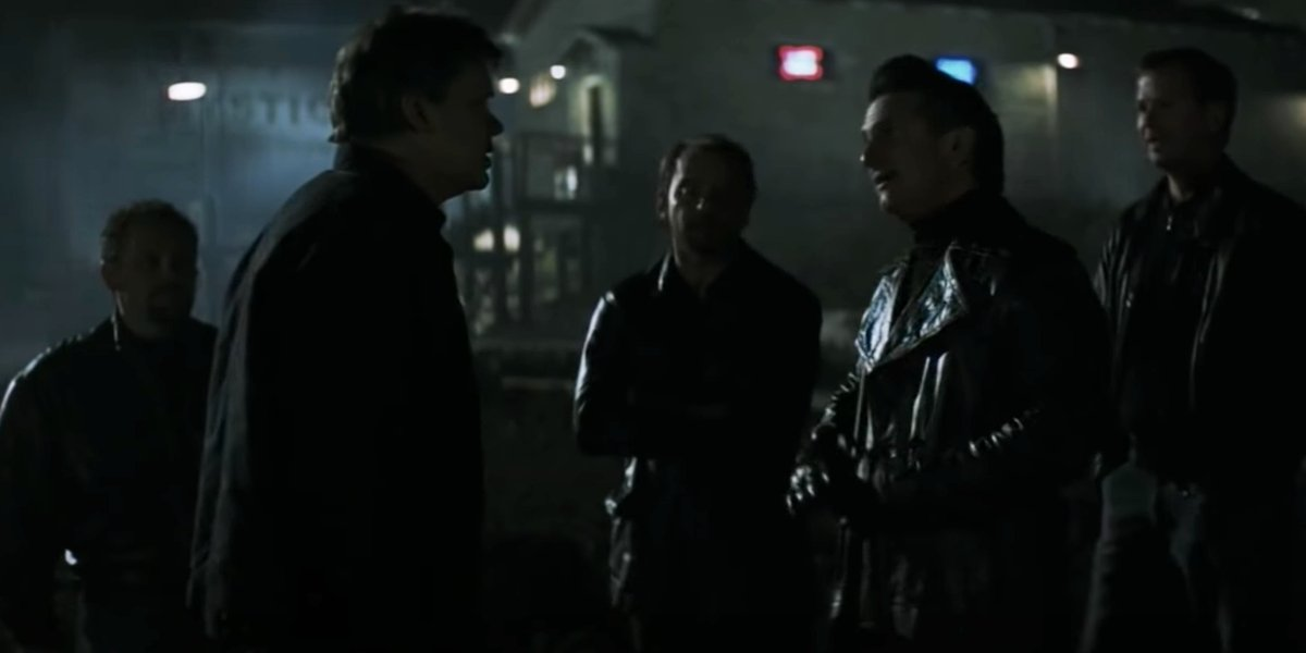 Tim Robbins and Sean Penn in Mystic River