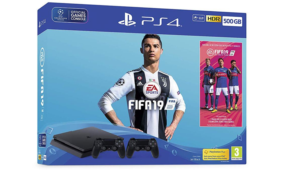 Get a FREE PS4 and FIFA 19 with the Sony Xperia XA2 for just £19 per month with Virgin Mobile
