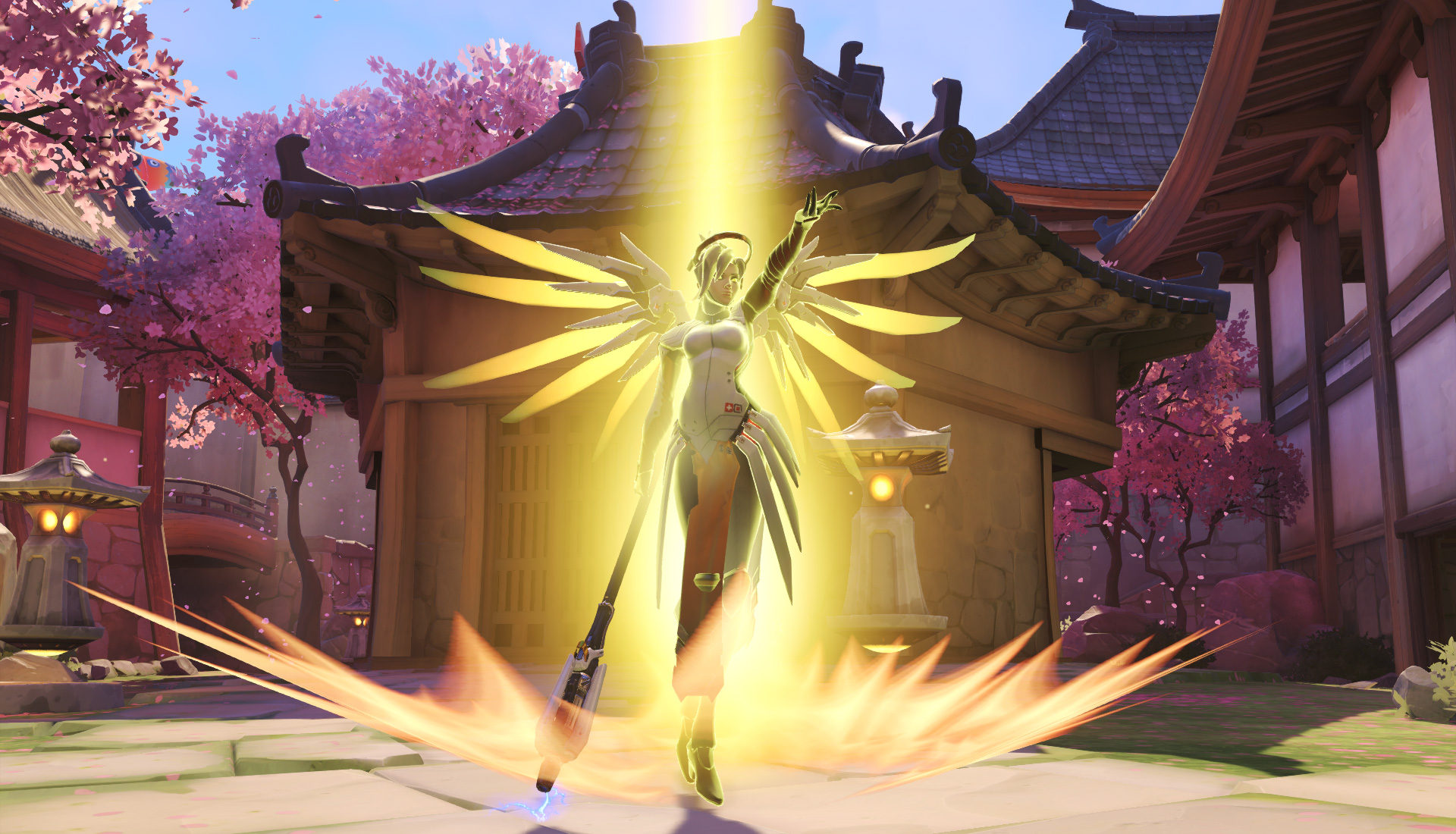 Why Mercy's Resurrect had to be killed | PC Gamer