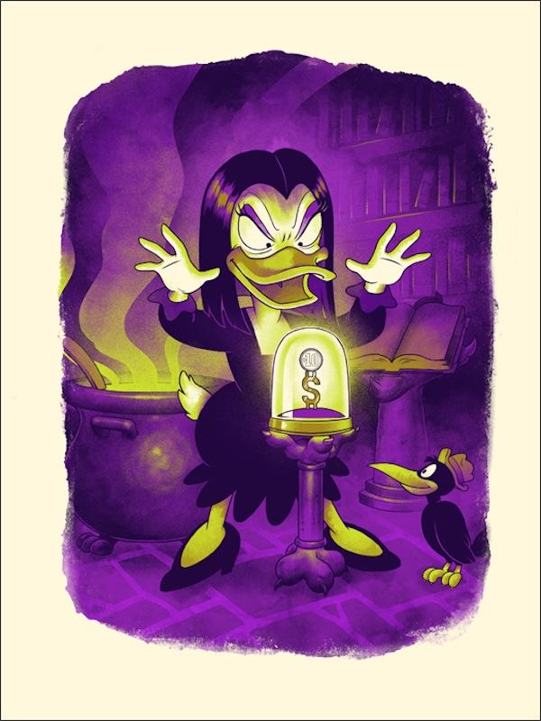 Magica de Spell Mondo poster