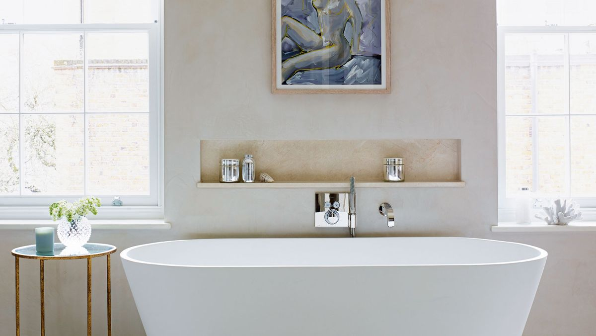 Bathroom shelf ideas – 15 washroom shelves that blend storage with style