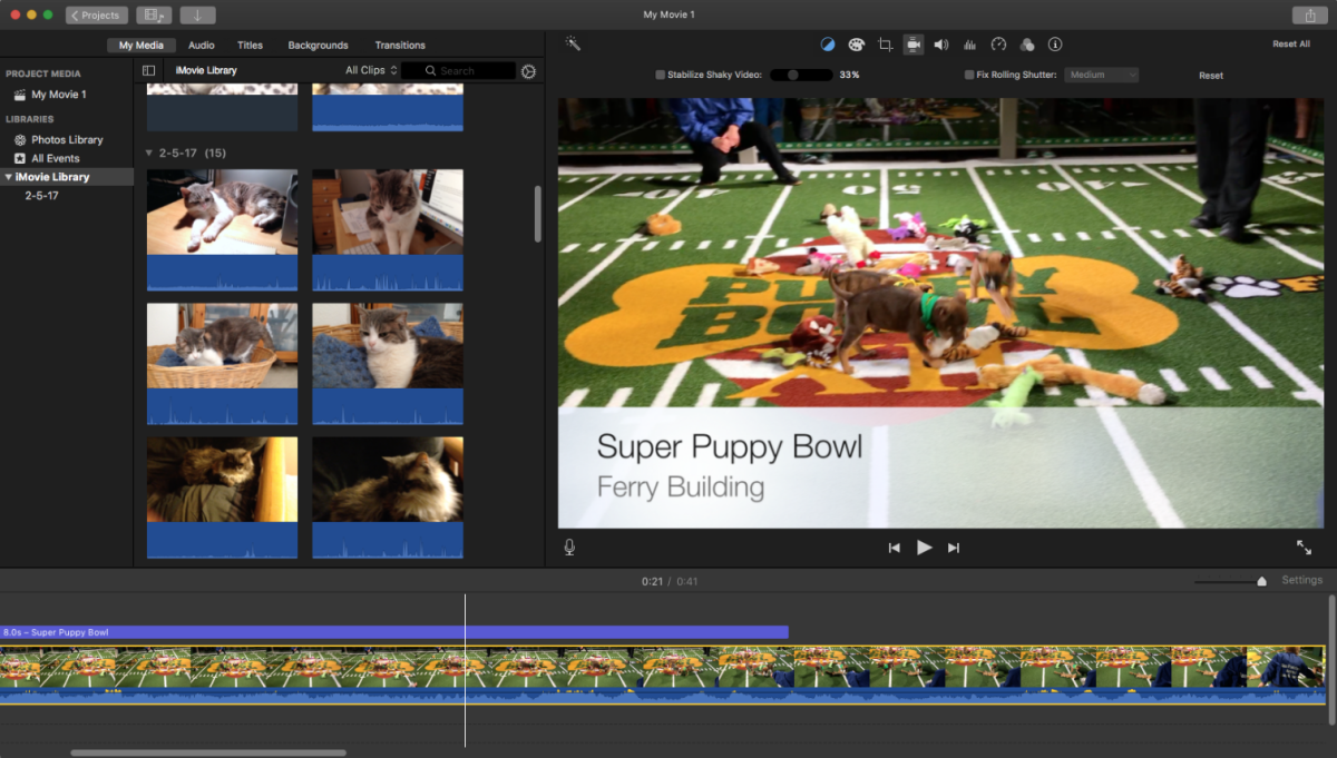 Apple iMovie 10 1 8 Review: A No-Brainer for Mac Users