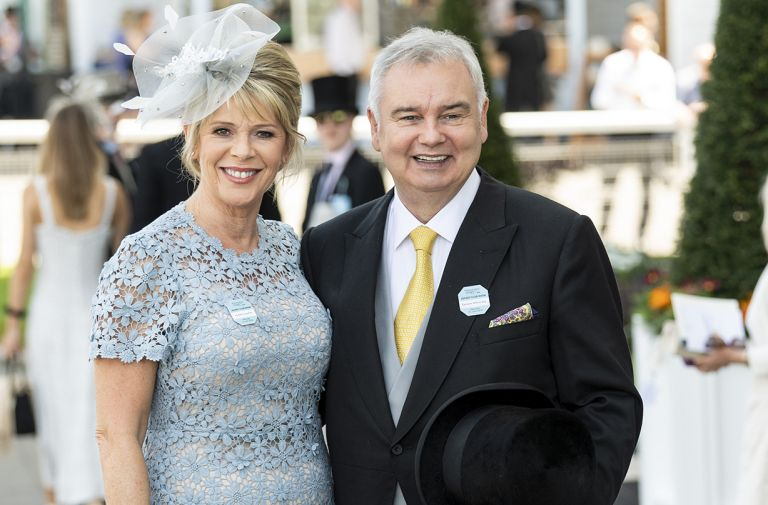 Eamonn Holmes sweet welcome Ruth Langsford This Morning