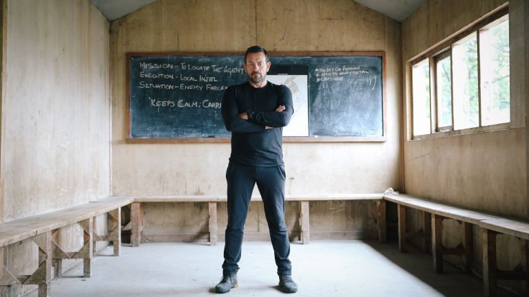 How to stay calm under pressure: pro tips from Channel 4 SAS Who Dares Wins Ollie Ollerton