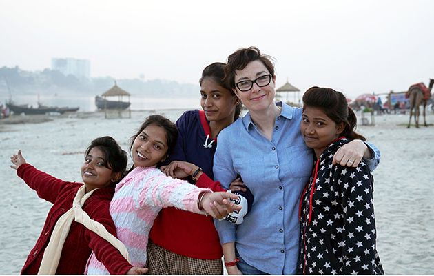 Ganges with Sue Perkins