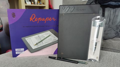 iskn Repaper Tablet review