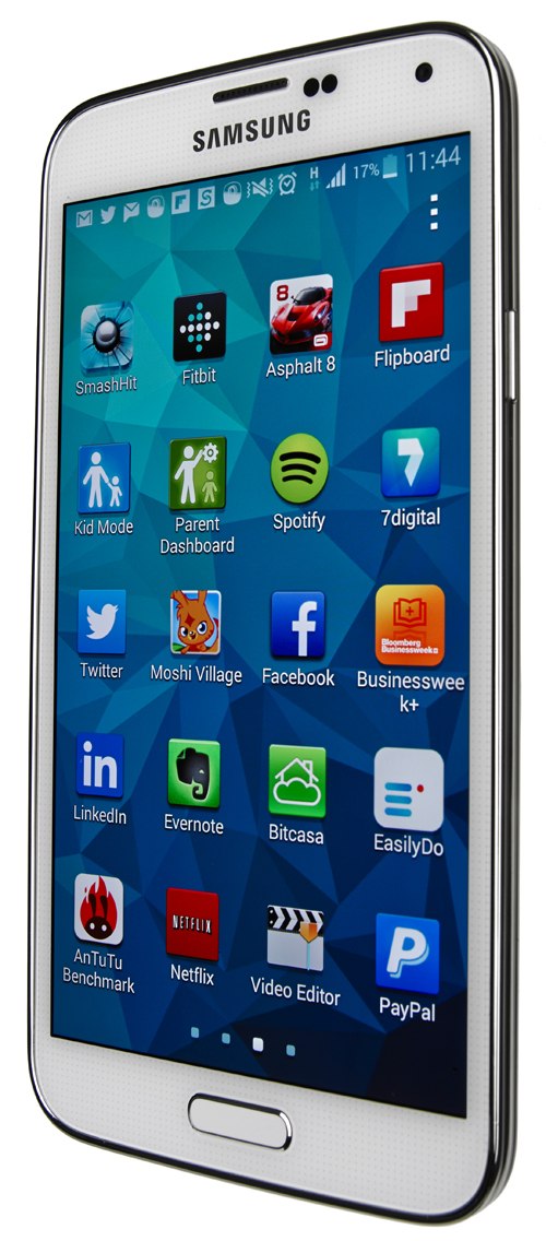 Samsung Galaxy S5 Review What Hi Fi