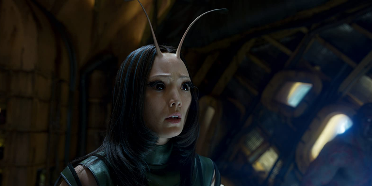 Mantis in Guardians 2