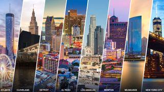 Microsoft Airband cities