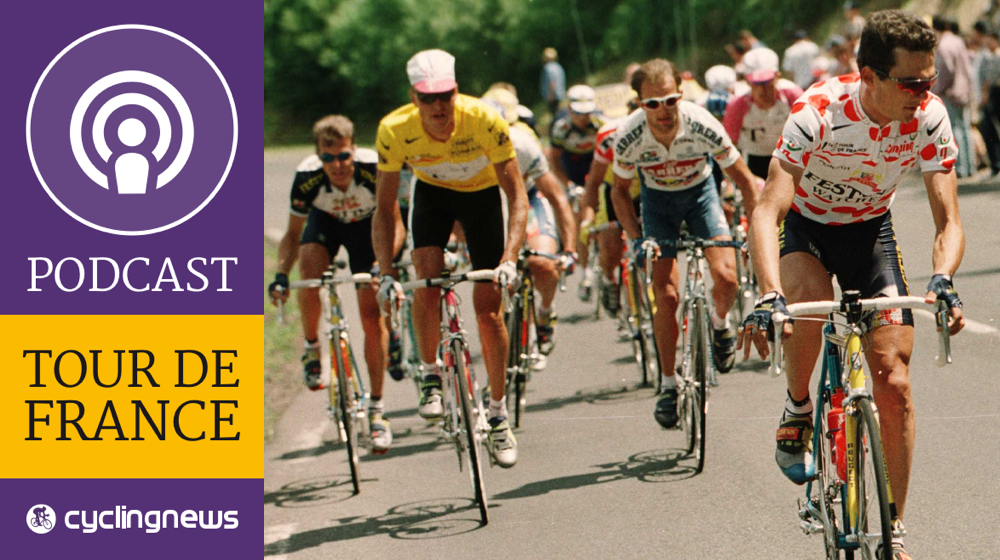 The 1996 Tour de France: The fall of Indurain, the rise of
