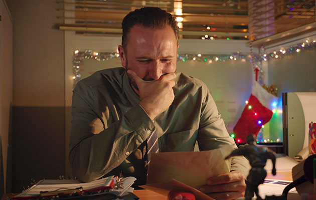 Holby Fletch Christmas