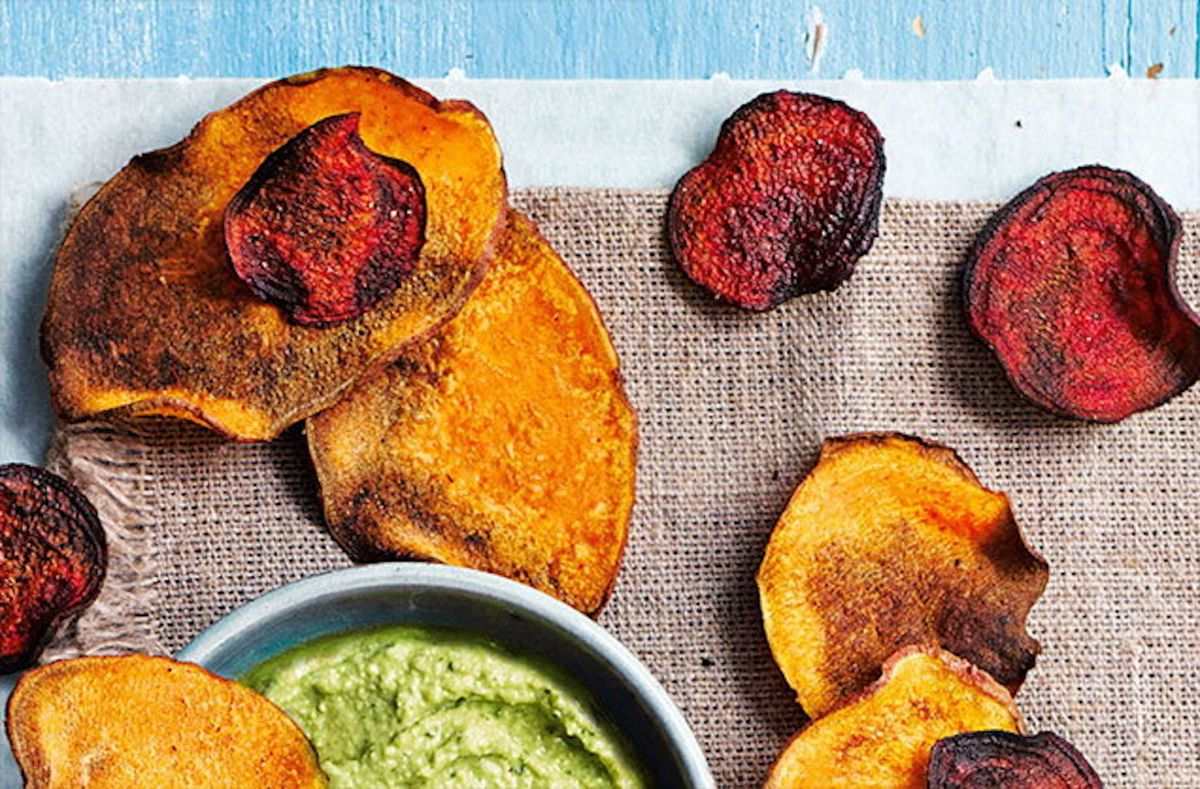 Jamie Oliver's 6 top healthy snacks – cheap, easy, tasty and include crisps...