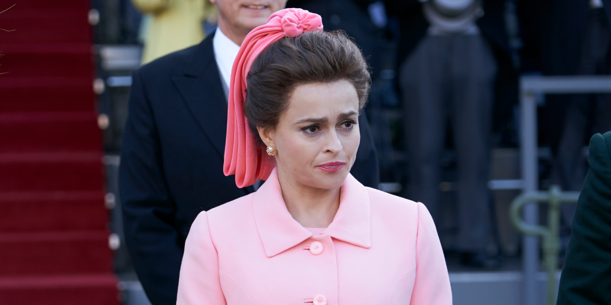 The Crown Helena Bonham-Carter Princess Margaret Netflix