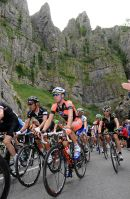 Jonny McEvoy, Tour of Britain 2011, stage six