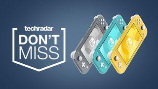 cheap Nintendo Switch Lite deals sales prices