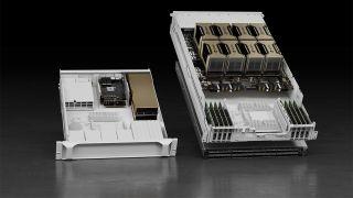 Nvidia's new A100 HGX modules