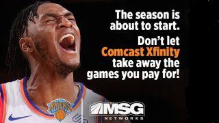 MSG Networks Comcast