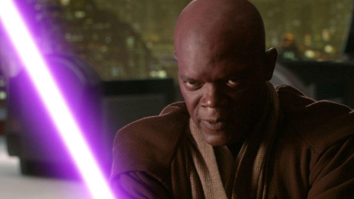 "Return of the Jedi? Samuel L. Jackson wants ""one more run"" as Mace Windu in Star Wars"