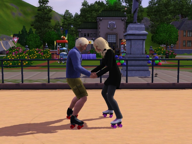 The Sims 3 Seasons Brings Weather And Festivals To The Sims World #25035