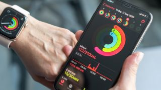 Apple Watch and Fitness app