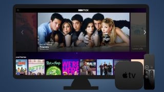 HBO Max app for Apple TV