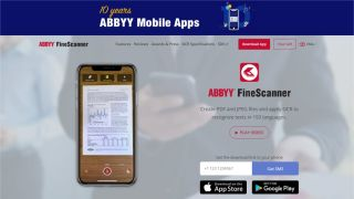 Abby FineScanner - A multilingual scanning app