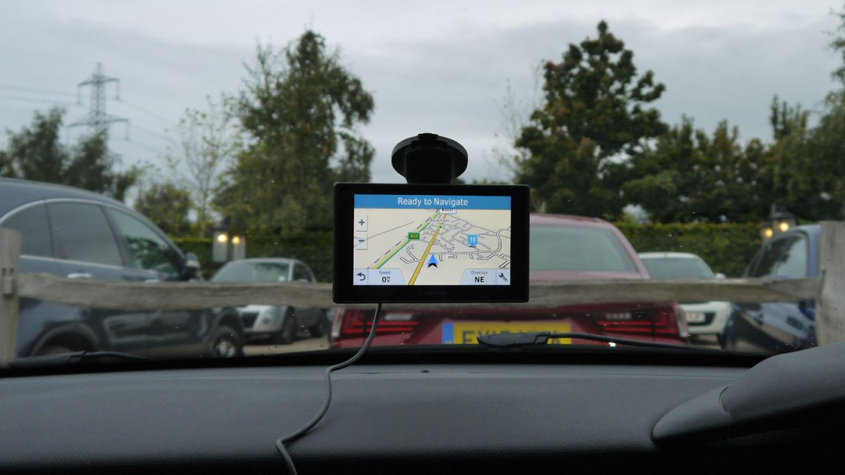 Garmin Drive Assist 51 review | TechRadar