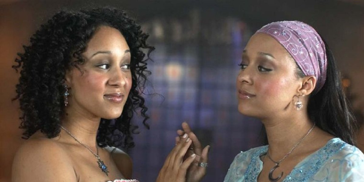 Tamera Mowry Opens Up About Not Having Seen Twin Sister Tia Since The Pandemic Began