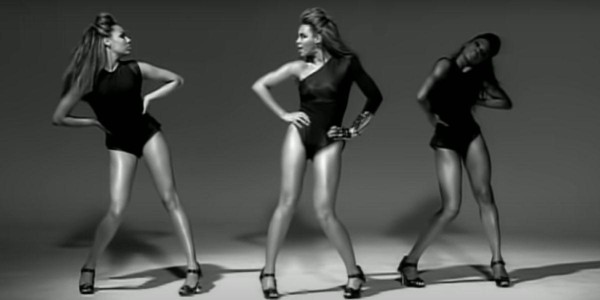 screenshot Beyonce Single Ladies Addison Rae Jimmy Fallon