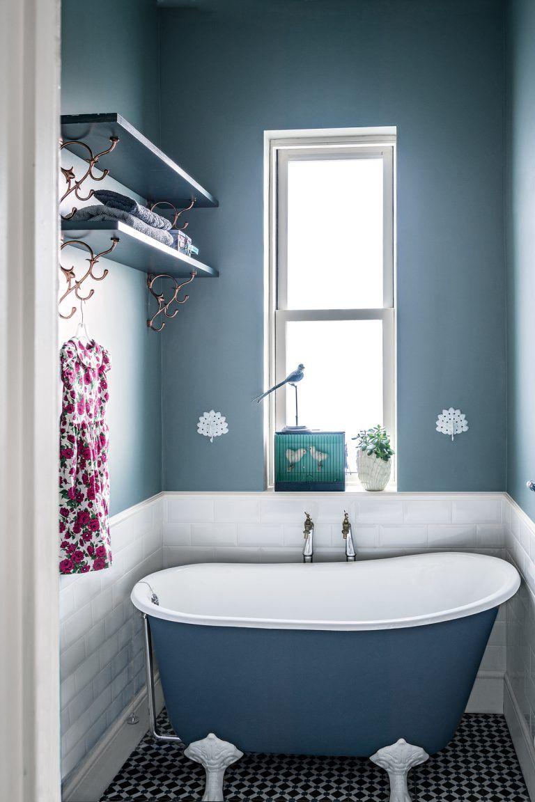 Bathroom Colour Ideas 24 Chic Stylish Paint Colours For Your Bathroom Livingetc