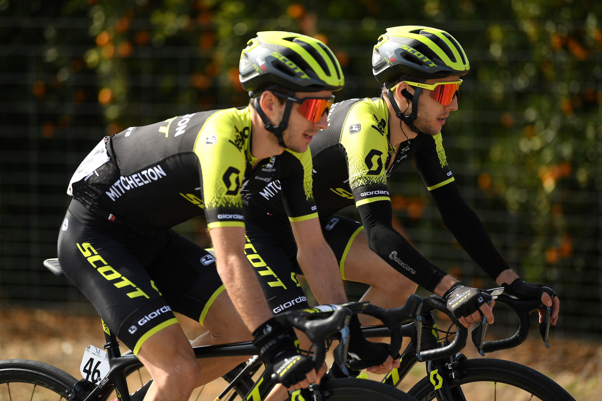 Yates brothers immediately back in action after Tour de France at Clásica San Sebastián