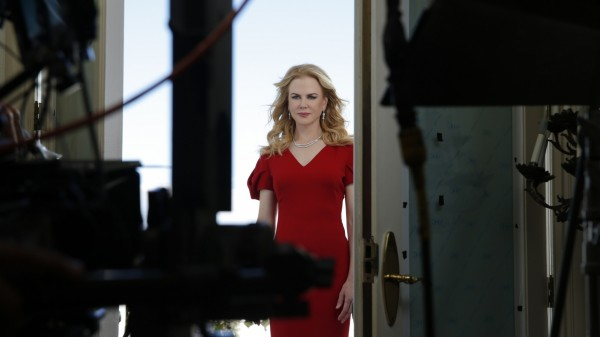 Nicole Kidman is the new star of the Meerkat Movies adverts (Compare The Market)