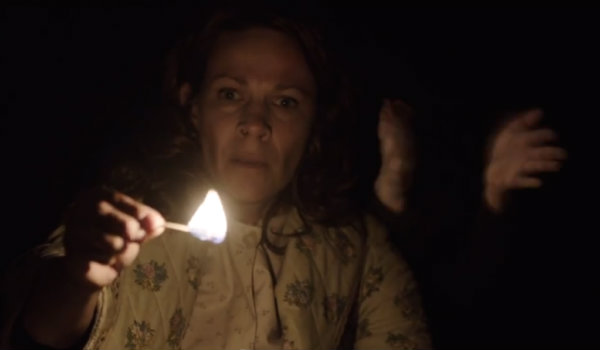 The Conjuring clap scene