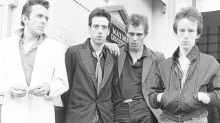 The Clash in 1979