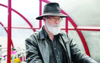 When Terry Pratchett died in 2015, distraught fans petitioned Death to give him back.