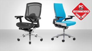 Two of the best office chairs, from Neue and Steelcase
