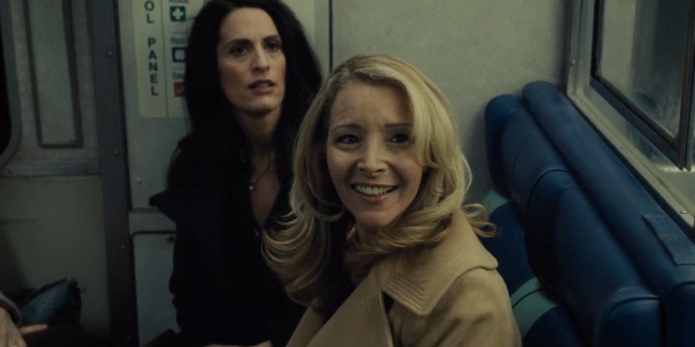 Lisa Kudrow in The Girl On The Train